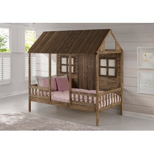 Schlesinger Front Porch Twin Loft Bed by