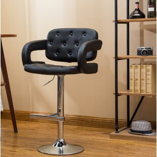 Adjustable Height Swivel Bar Stool AC Pacific