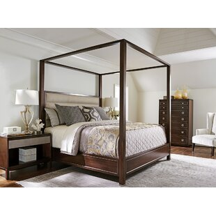 MacArthur Park Terranea Upholstered Canopy Bed