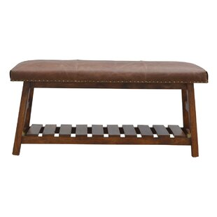 Tys Hallway Upholstered Storage Bench by 17 Stories