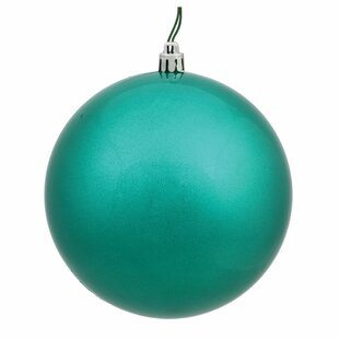 quickview - Teal Christmas Ornaments