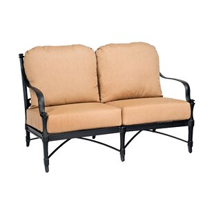 Isla Loveseat by Woodard Best #1