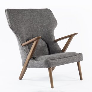 Veendam Lounge Chair by dCOR design