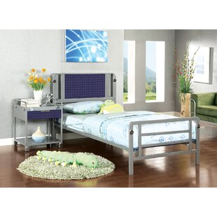 Metro Configurable Bedroom Set by Zoomie Kids
