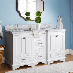 Grayling 60 Double Bathroom Vanity Set