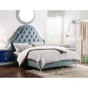 Trevon Upholstered Platform Bed