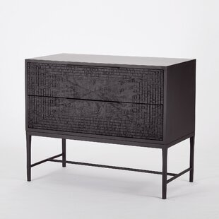 Kyoto 2 Drawer Chest by Studio A Home