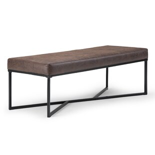 Surratt Upholstered Bench by Williston Forge