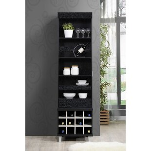 Liptak Standing 12 Bottle Floor Wine Rack by Latitude Run