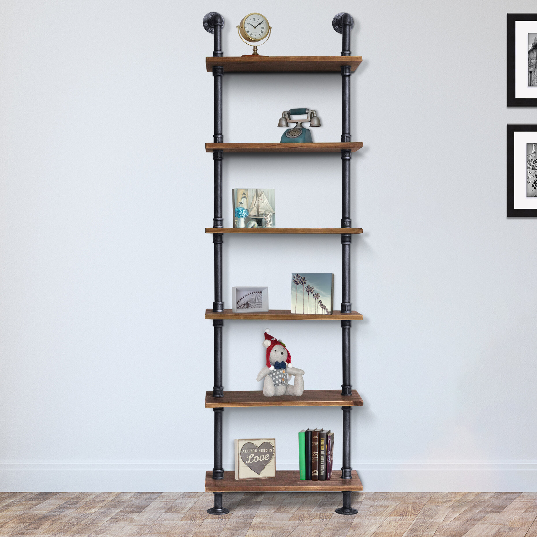 Shallow Bookcases Less Than 10 Inches You Ll Love In 2019