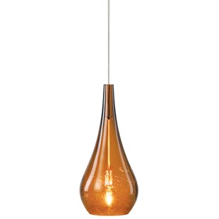 Fleur De Lis Living Chamlee 1-Light Teard..
