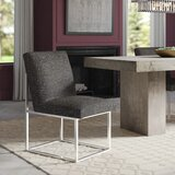 Evansville Upholstered Dining Chair by Greyleigh™