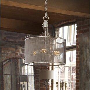Laurel Foundry Modern Farmhouse Winvian 3-Light Drum Pendant