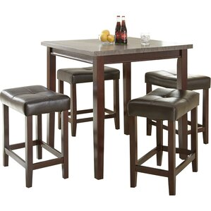 Good Covedale 5 Piece Counter Height Dining Set