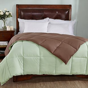 Reversible All Season Down Alternative Quilted Comforter ByAlwyn Home