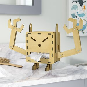 Connie DIY Robot Tissue Box