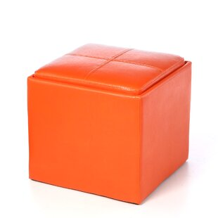 Reviews SabrinaStorage Ottoman By Zipcode Design
