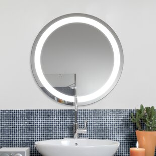 Jupiter Led Illuminated Bathroom Mirror