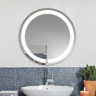 Jupiter LED Illuminated Bathroom Mirror ...