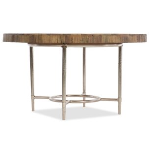 L'Usine Round Dining Table by Hooker Furniture