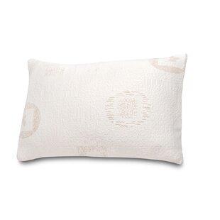 AC Pacific Herbal Fusion Green Tea Memory Foam Queen Pillow