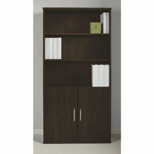 Series C Elite 5 Shelf Standard Bookcase by Bush Business Furniture Savings