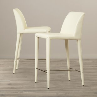 Zackary 26 Bar Stool (Set of 2) by Wade Logan