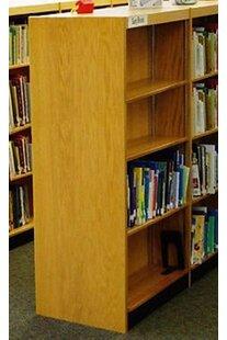 Double Face Shelf Adder Standard Bookcase by W.C. Heller