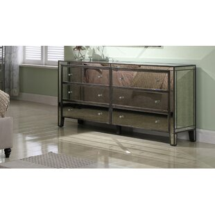 Kaylyn 6 Drawer Double Dresser