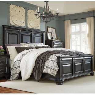 Darby Home Co Petronella Panel Bed