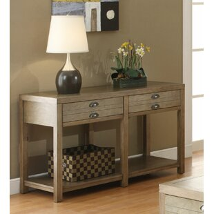 Affordable Price South Divide Console Table By Loon Peak