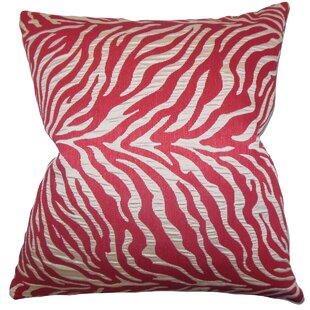 Doline Zebra Floor Pillow