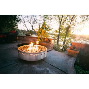 Fire Pit Art Fire Surfer Stainless Steel ..