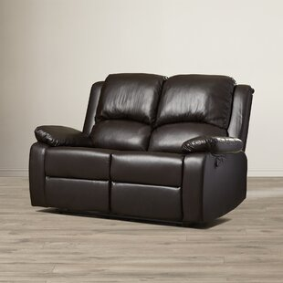 Betz Reclining Loveseat by Red..
