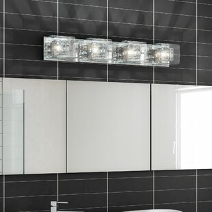 Amidon 4-Light Bath Bar by..