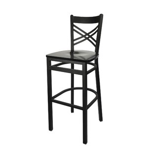Akrin Solid Wood 305 Bar Stool