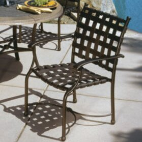 Tropitone Sorrento Stacking Patio Dining Chair