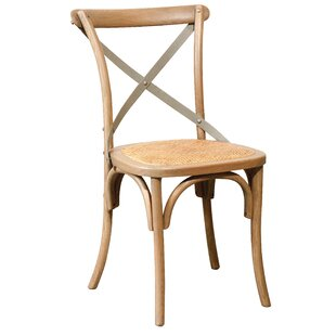 Price Check Waldhaus Bent Dining Chair (Set of 2) by Gracie Oaks Reviews (2019) & Buyer's Guide