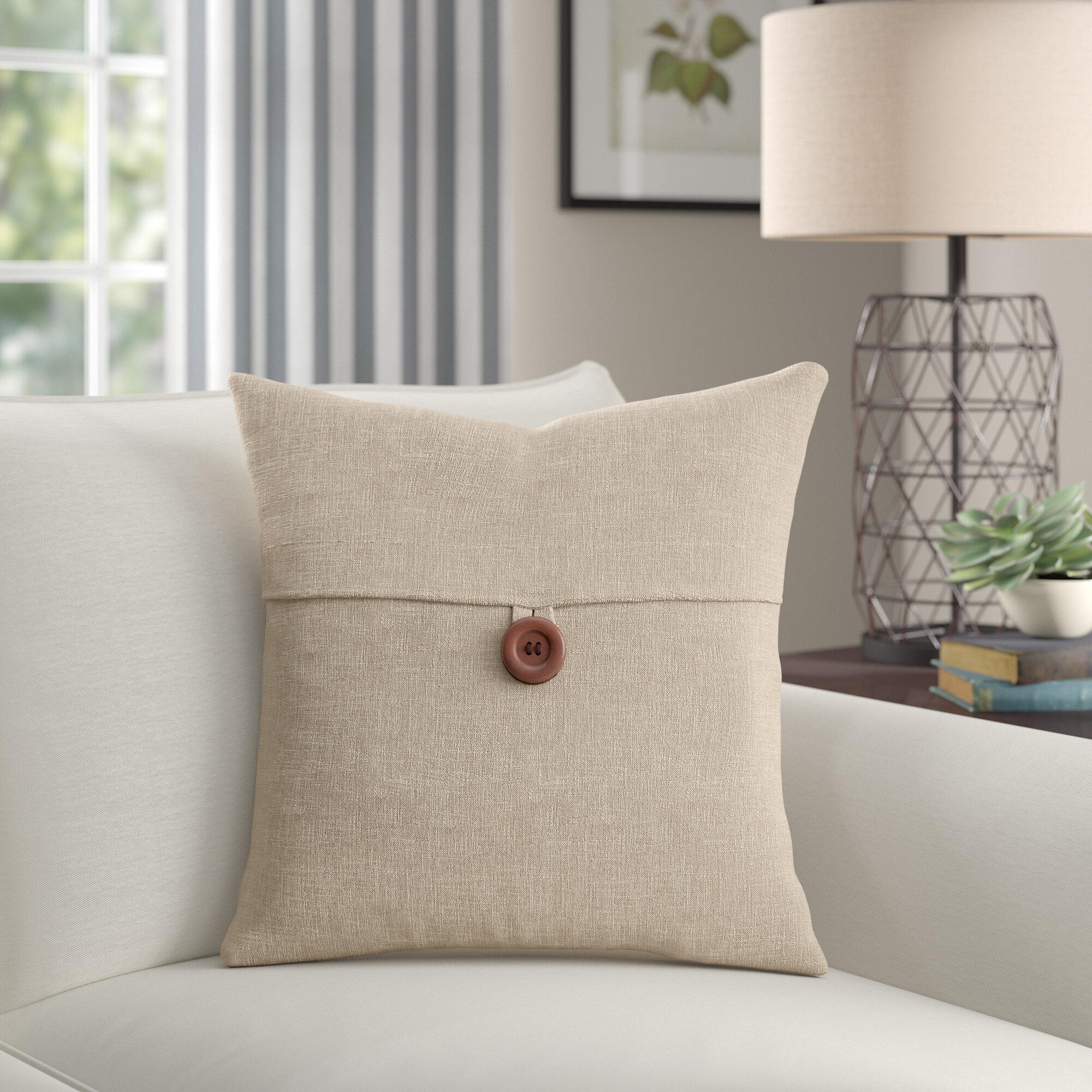 Lena Throw Pillow Cover Reviews Joss Main