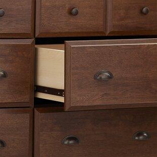Olney 6 Drawer Dresser by Three Posts