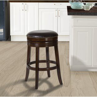 Stolz 26 Swivel Bar Stool by Darby Home Co