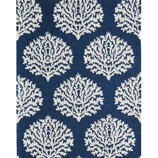Places to buy  Veranda Navy Indoor/Outdoor Area Rug Buying and Reviews