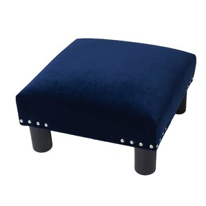 Jules Square Accent Ottoman by Jennifer Taylor