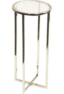 Interlude Zander End Table