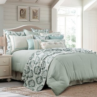 Bungalow Rose Bolton 4 Piece Comforter Set