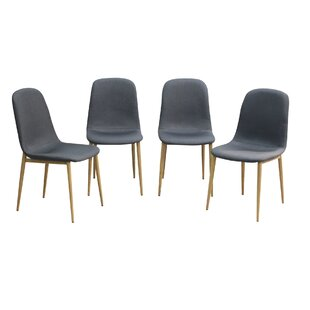 Romeo Upholstered Dining Chair (Set of 4)