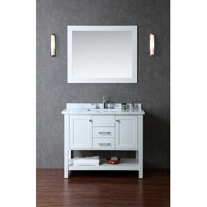 45 Inch Bathroom Vanities 42 inch vanities