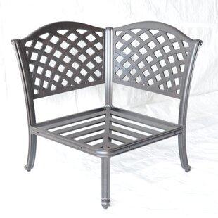 Darby Home Co Nola Corner Chair