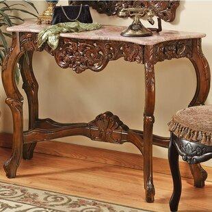 Design Toscano The Dordogne Console Table