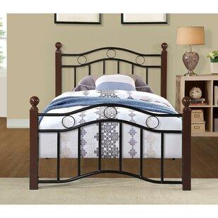 Best Price Verret Platform Bed ByRed Barrel Studio